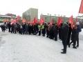 Митинг в Тюмени против мусорной реформы 02.03.2019